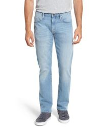 Mavi Jeans - Blue Zach Straight Leg Jeans for Men - Lyst