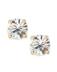 Kate Spade | Metallic 'cueva Rosa' Stud Earrings | Lyst