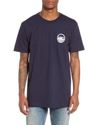 Casual Industrees - Blue Pdx T-shirt for Men - Lyst