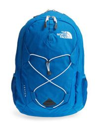 The North Face - Natural 'jester' Backpack - Lyst