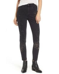 Joe's - Blue Charlie Ankle Jeans - Lyst