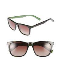 Ted Baker - Green 53mm Sunglasses for Men - Lyst