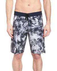 O'neill Sportswear - Black Hyperfreak Crystalize Board Shorts for Men - Lyst