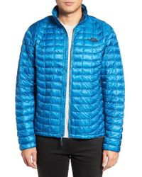 The North Face | Multicolor Primaloft Thermoball(tm) Full Zip Jacket for Men | Lyst