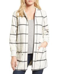 Cupcakes And Cashmere - Natural Belva Jacket - Lyst