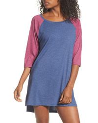 Honeydew Intimates | Blue Honeydew All American Sleep Shirt | Lyst