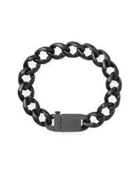 Vitaly - Black Clash Bracelet - Lyst