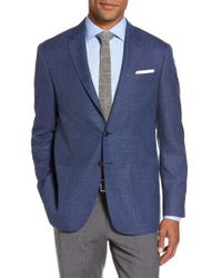 Todd Snyder | Blue Trim Fit Wool Blazer for Men | Lyst