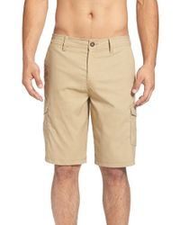 Jack O'neill - Natural 'east' Stretch Swim Shorts for Men - Lyst