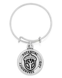 ALEX AND ANI - Metallic 'unexpected Miracles' Expandable Wire Ring - Lyst