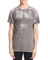Rag & Bone - Multicolor 'cyrus' Heat Reactive T-shirt for Men - Lyst