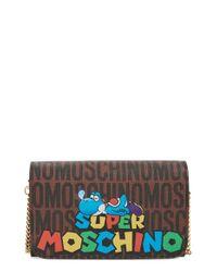 Moschino - Multicolor 'nintendo Super Mario Bros.' Wallet - Lyst