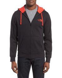 The North Face | Gray 'lfc' Full Zip Fleece Hoodie for Men | Lyst