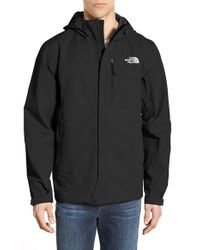 The North Face | Black 'dryzzle' Gore-tex Paclite Hooded Jacket for Men | Lyst