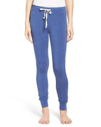 Honeydew Intimates | Blue French Terry Lounge Pants | Lyst