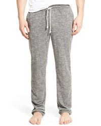 Threads For Thought | Gray Marled Jogger Pants for Men | Lyst