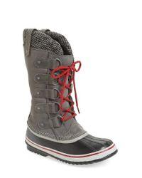 Sorel | Multicolor Joan Of Arctic Waterproof Boot | Lyst