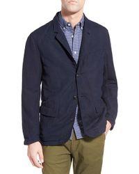 Relwen - Blue Regular Fit Field Blazer for Men - Lyst