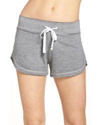 Honeydew Intimates | Gray 'undrest' Lounge Shorts | Lyst