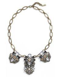BaubleBar | Metallic 'fantasia' Collar Necklace | Lyst