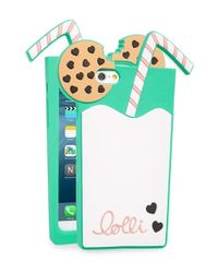 Lolli - Natural Milk N' Cookies Iphone 6/6s Case - Lyst