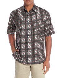 Tori Richard - Black 'city At Night' Regular Fit Cotton Lawn Sport Shirt for Men - Lyst