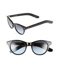 Steven Alan - Blue 'thayer' 47mm Sunglasses - Lyst