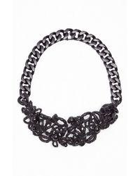 Koche - Black Necklace - Lyst