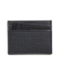 Ermenegildo Zegna | Blue Leather Card Case for Men | Lyst