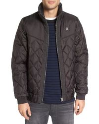 G-Star RAW - Multicolor Meefic Quilted Jacket for Men - Lyst