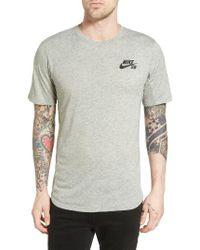 Nike | Black Sb Skyline Cool T-shirt for Men | Lyst