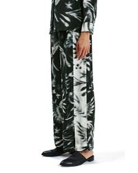 TOPSHOP - Multicolor Abstract Bird Print Pants - Lyst