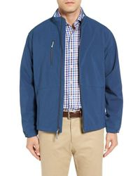 Peter Millar | Blue Anchorage Shell Jacket for Men | Lyst