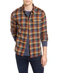 Patagonia | Multicolor Regular Fit Organic Cotton Flannel Shirt for Men | Lyst