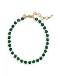 Loren Hope | Multicolor 'kaylee' Collar Necklace | Lyst