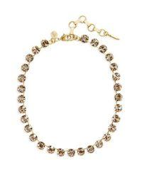 Loren Hope   Metallic 'kaylee' Collar Necklace   Lyst
