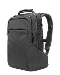 Incase | Black 'icon' Diamond Wire Backpack for Men | Lyst