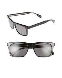 Oliver Peoples | Black Brodsky 55mm Polarized Sunglasses | Lyst