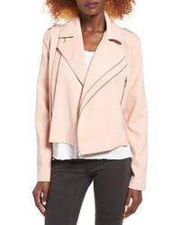 C/meo Collective - Pink Love Lost Jacket - Lyst