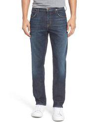 Hudson Jeans | Blue Blake Slim Fit Jeans for Men | Lyst