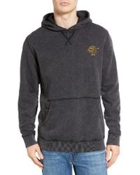 Billabong | Gray Wave Washed Hoodie for Men | Lyst