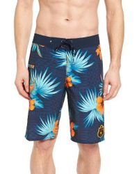 Quiksilver | Blue Everyday Eddie Board Shorts for Men | Lyst