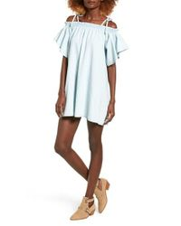 The Fifth Label - Blue The Sahara Dress - Lyst