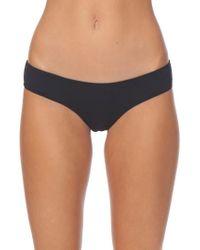 Rip Curl   Black Classic Surf Hipster Bikini Bottoms   Lyst