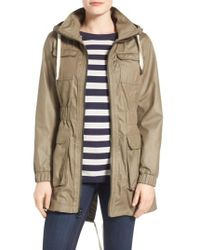 Laundry by Shelli Segal - Multicolor Cotton Anorak - Lyst