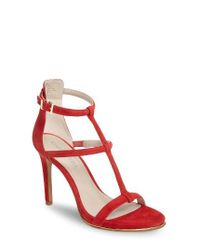 Kenneth Cole | Red Kenneth Cole Bertel Sandal | Lyst