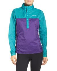 Patagonia | Multicolor Houdini Water Repellent Jacket | Lyst
