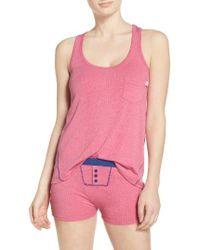 Honeydew Intimates | Pink Rib Pajamas | Lyst