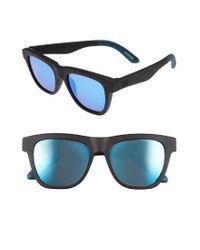 TOMS | Blue Dalston 54mm Sunglasses for Men | Lyst