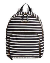 Kate Spade   Black Watson Lane - Hartley Nylon Backpack   Lyst